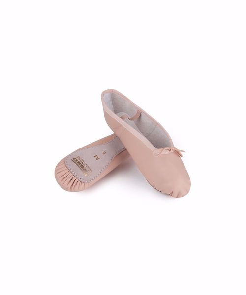 Picture of Leather Aspire Ballet Shoe Junior