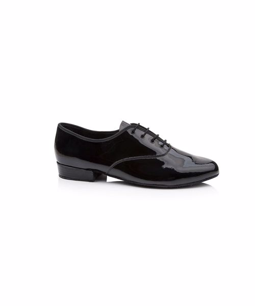 Picture of Mens Modern Patent Ballroom Shoe Junior