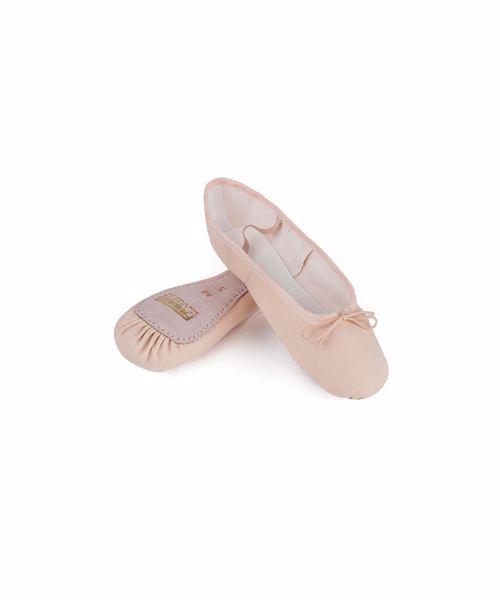 Picture of Canvas Aspire Ballet Shoes Junior