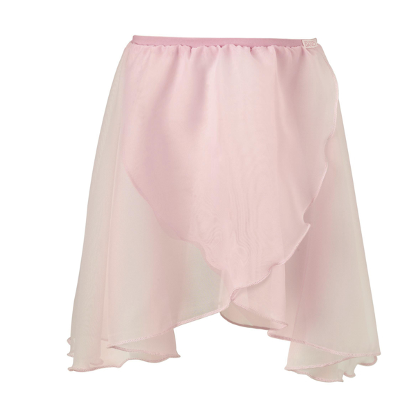 Picture of Georgette Crossover Skirt