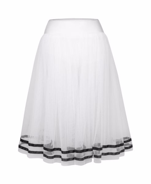 Picture of Romantic Tutu with Ribbon Small
