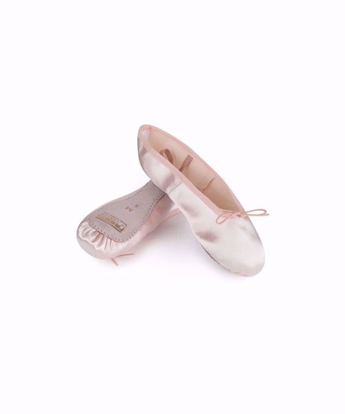 Picture of Satin Aspire Ballet Shoes Adult