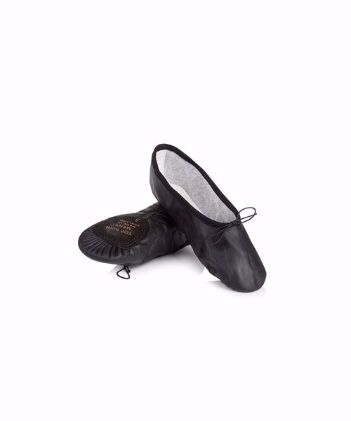 Picture of Mens Leather Top Spin Ballet Shoe Large