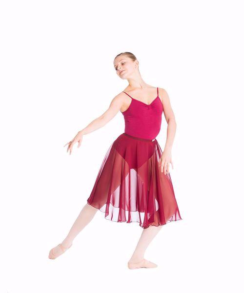 Picture of Little Ballerina Skirt Mulberry