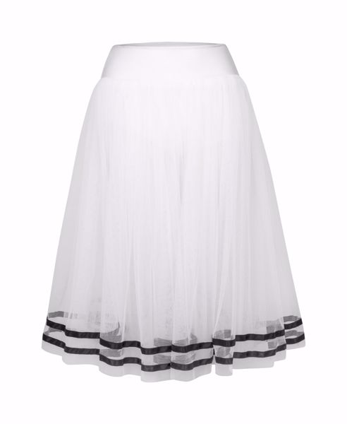 Picture of Romantic Tutu with Ribbon Large