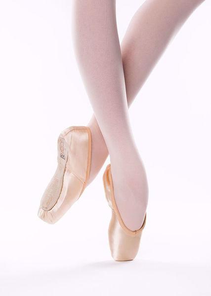 Classic light pointe shoe