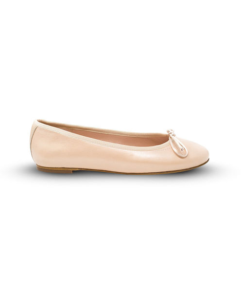 Picture of Ballet Flat - Ballet Pink