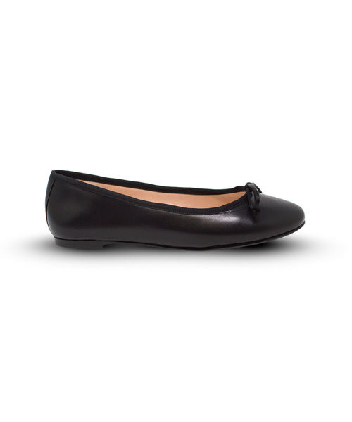 Picture of Ballet Flat - Black