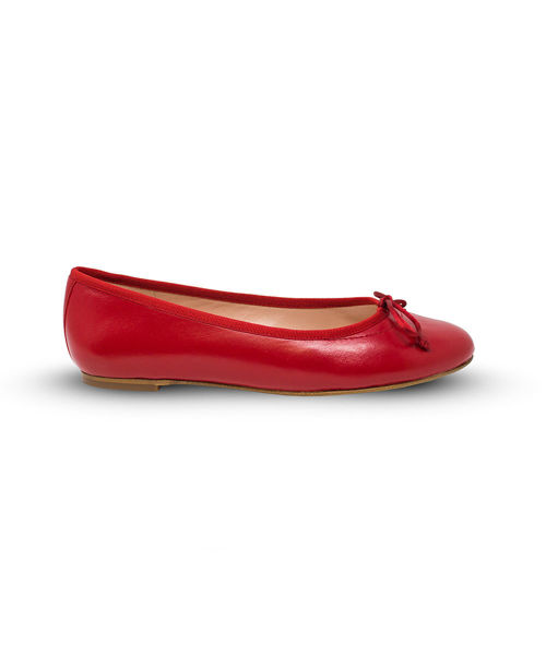 Picture of Ballet Flat - Red