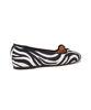 Picture of Ballet Tab - Zebra/Black